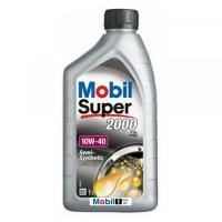Масло MOBIL SUPER 2000 10W-40 1л бензин