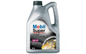 Масло MOBIL SUPER 2000 10W-40 5л