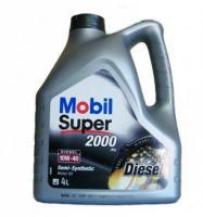 Масло MOBIL SUPER 2000 DIESEL 10W-40 4л