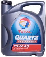 Масло TotaL Quartz 10W-40 7000 4л