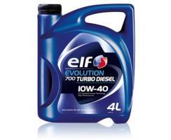 Масло ELF Turbodisel 10W-40 4л
