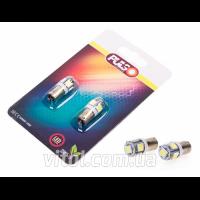 Лампы PULSO/габаритные/LED T8.5/5SMD-5050/12v1.0w White