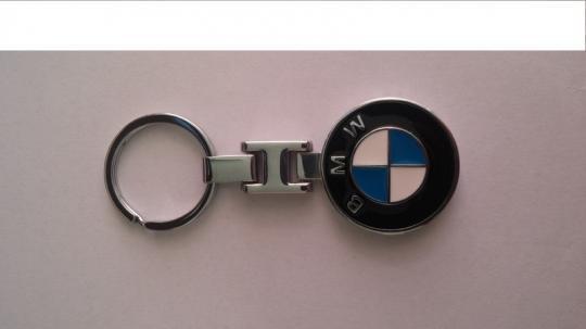 Брелок МЕТАЛЛ NEW BMW