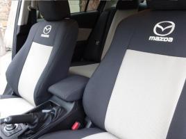 Чехлы Модел Mazda  Premacy 1999 - 2005