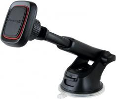 Держатель мобильного телефона Grand-X (магнитный на присоске, телескоп) МТ-06