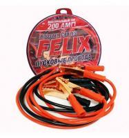 Провода пусковые 200A  2,5метра FELIX