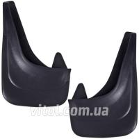 Брызговики БРУ-02 универсальные резиновые  (2 шт)