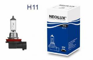 N711 Лампа H11 12V 55W PGJ19-2 Neolux