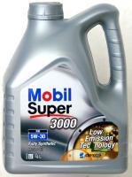 Масло Mobil 5W30 SUPER 3000 XE 4л EU