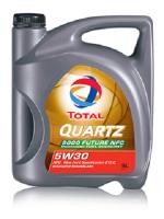 Масло TotaL Future NFC Quartz 9000 5W-30 5л