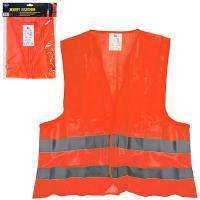 Жилет безопасности светоотражающий (orange) 116B XXL