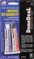 DD6538 '4-мин эпокси-адгезив Крепче не бывает