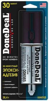 DD6565 '30-минутный эпокси-адгезив 28,4 г