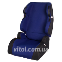 Автокресло детское MILEX COALA PLUS (15-36 кг) ECE II/III голубой