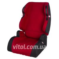 Автокресло детское MILEX COALA PLUS (15-36 кг) ECE II/III красный