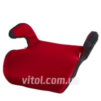 Автокресло-бустер детское MILEX COTI (15-36 кг) ECE II/III красный