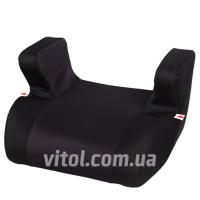 Автокресло-бустер детское MILEX SINDO (15-36 кг) ECE II/III черный