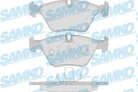 Колодки GDB1404=1264 SAMKO 5SP649 пер BMW E39 520-535 10/96-