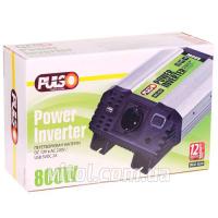 Преобраз. напряжения PULSO/IMU 820/12V-220V/800W/USB-5VDC2.0A
