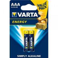 Varta M Батарея ENERGY AAA (блистер 2шт) цена за 1шт.