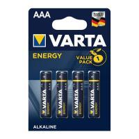 Vatra M Батарея ENERGY AAA (блистер 4шт) цена за1шт.