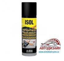 ATAS ISOL 200мл Очиститель электроконтактов