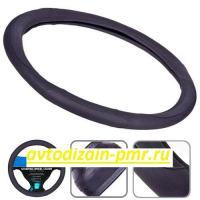 Чехол руля  080242/17023 BK XL черн