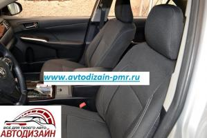 ЧЕХЛЫ Модельные Toyota  Avensis 03-08 Универсал  (T-25)