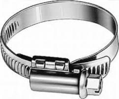 Хомут металлический NORMA 10-16 мм