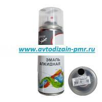 ТС-5001 Эмаль алкидная 9017 (чёрная глянцевая) 520 мл