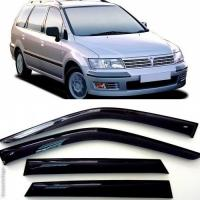 Ветровики Mitsubishi Space Wagon 1997-2005 Vip Tuning