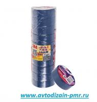 Изолента 3М 18мм*20м*0,15мм Blue (синяя)