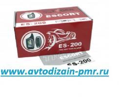 Сигнализ Tiger Escort ES-200 двухсторонняя (с сиреной)