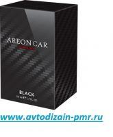 Освежитель воздуха AREON Car Perfume 50ml Glass Black (MCP01)