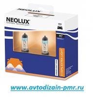 N499EL1-2SCB Лампа H7 12V 55W PX26D +130% Extra Lite DUO BOX (2шт)