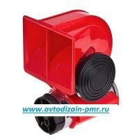 Сигнал возд CA-10424/Еlephant/24V/красный