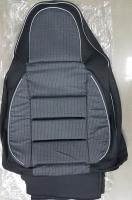 Чехлы на сидения Пилот (Standart) размер B Серый