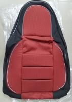 Чехлы на сидения Пилот (Standart) размер B Красный