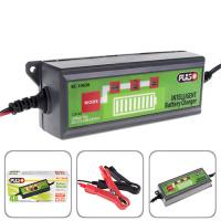 Зарядное устр-во PULSO BC-10638 12V/4.0A/1.2-120AHR/LCD/Импульсное