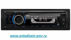 Бездисковый MP3/SD/USB/FM проигрыватель AKAI CA016A-9008U
