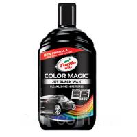 Полироль для кузова Turtle Wax Color Magic подкрашивающая Черная 500гр.53237
