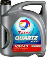 Масло TOTAL 10W40 QUARTZ 7000 ENERGY Diesel 4л