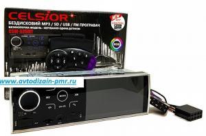 Бездисковый MP3/SD/USB/FM проигрыватель Celsior CSW-525MT