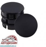 Заглушка колесного диска 68x65 (4шт.) (10 защёлок) 50946