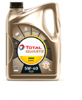 Масло TotaL Energy Quartz 9000 5W-40 5л