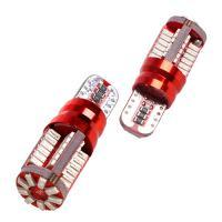 Лампа диодная T-10 3014 57SMD С ОБМАНКОЙ 09523 Red