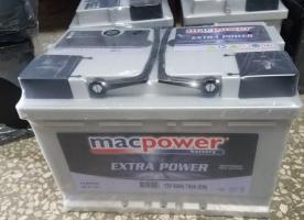 АКБ MacPower 80Ah 780A (- +) (278x175x190) Silver Grey 5802226