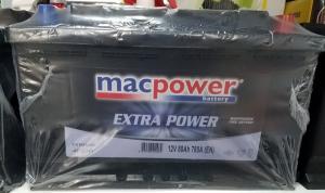 АКБ MacPower 80Ah 780A (- +) (315x175x190) 5802191