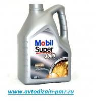 Масло Mobil 5W40 SUPER 3000 5л EU
