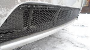 Сетка  CarmoS 100*40см black №2 без упаковки